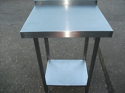 Stainless Steel Commercial Catering Food Prep Table Work Top Bench