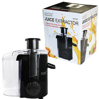 Fruit Juicer Whole Juice Extractor Veg Integrated Filter Drink Maker Healthy