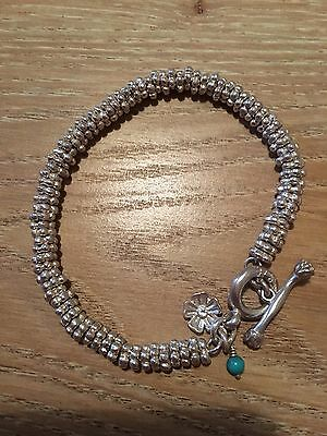 Dower And Hall Silver Bracelet