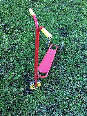 Vintage/antique 3 Wheel/ Tricycle Scooter Collectable - Cyclops?