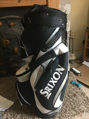 Srixon 14 Way Ultralite Tour / Cart Bag – Excellent Condition + R/c