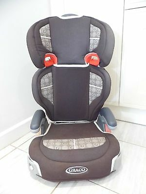 Graco Universal High Back Car Booster Seat