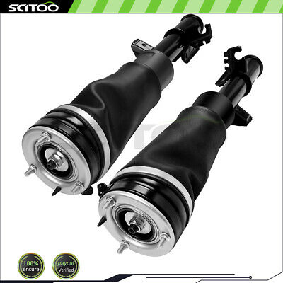 Front Pair Air Suspension Struts For 2002-2012 Land Rover Range Rover L322