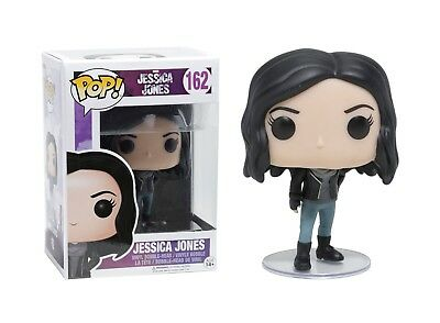 Funko Pop Marvel Jessica Jones Vinyl Bobble Head Collectible Action Figure 11097