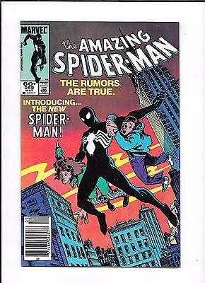 The Amazing Spider-Man #252 ==> Nm- 1St Appearance Of Black Spidey