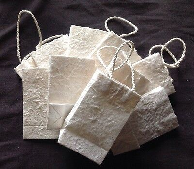 Ten Mulberry Mini Gift Bags - Clearance