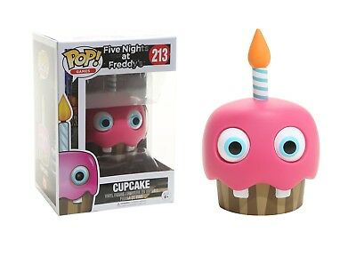 Funko Pop Games - Five Nights At Freddy's: Cupcake Vinyl Action Figure Toy 13739