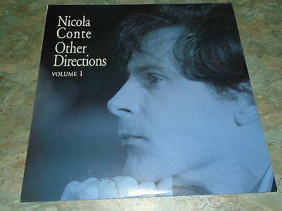 Nicola Conte - Other Directions VOL 1 (2004)  BLUE NOTE