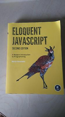 Eloquent JavaScript: A Modern Introduction to Programming by Marijn Haverbeke (P