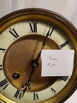 Junghans  8 Day Vienna Wall  Clock Movement For Spares Or Repairs