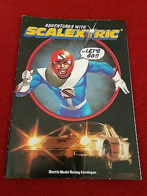 Scalextric Electric Model Racing Catalogue