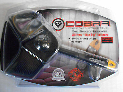 COBRA Bravo CT1 BOW RELEASE! compound bow string mechanical aid C-4770
