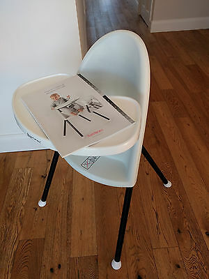 Baby Bjorn High Chair - White - good condition
