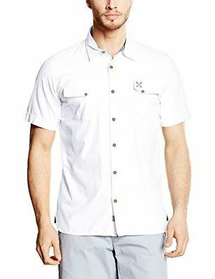 Oxbow - Castry Chemise Homme - [Blanc] [FR : XXL Taille Fabricant : 2XL] NEUF