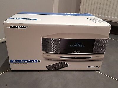 micro chaine hifi BOSE soundtouch wave 4