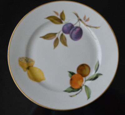 Royal Worcester Evesham 9inch salad plate five available