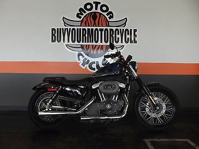 Harley-Davidson Sportster  2010 HARLEY NIGHTSTER 1200 SPORTSTER XL1200N CHEAP LOADED WE FINANCE AND SHIP