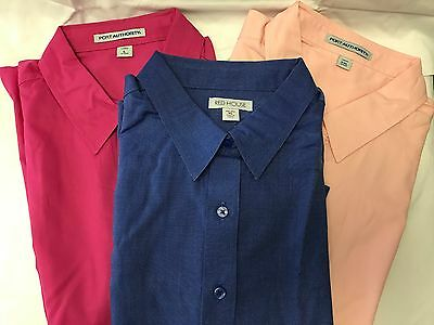 Wholesale Discounts! Mixed Bulk Lot - 80 NEW Button Down Oxford Shirt