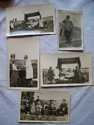 Joblot of Vintage Photographs 1930's