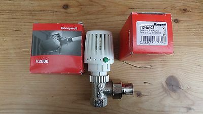 honeywell thermostatic valve v2000  and thermostatic head t1001 (industrial )
