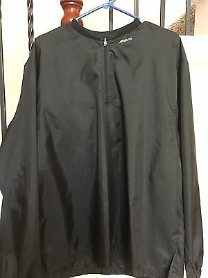 Mizuno Baseball Warmup Throwing Jacket Long sleeve Size Large L