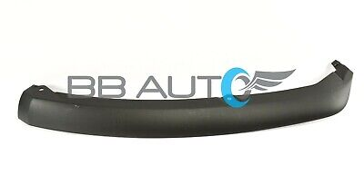12-14 Ford Focus Lh Driver Side Front Bumper Air Dam Deflector Valance Panel