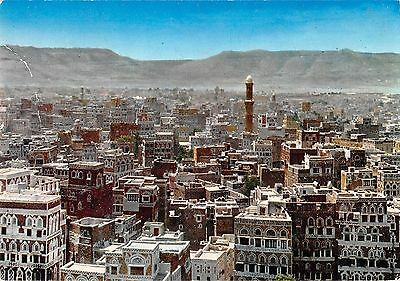 BT13184 General view Sanaa         Yemen