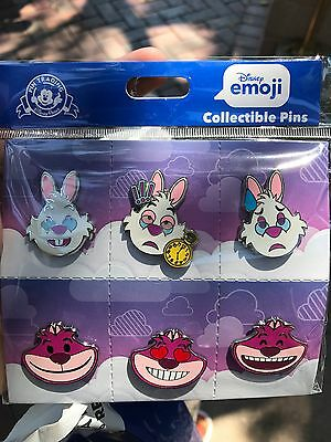 Disneyland Resort Stitch Emoji 6 Pin Set Pack
