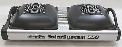 California Lightworks Solar System 550 Commercial LED Grow Light - NEW - No box