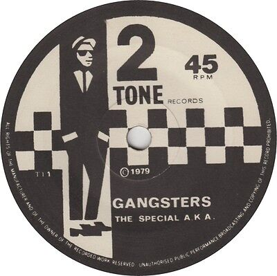 The Specials A.k.a. - Gangsters / The Selecter - The Selecter (2 Tone Records)