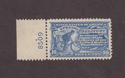 Us,e11,plate Number,special Delivery, Collection,mint Nh,vf