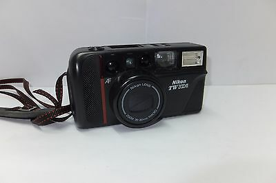 NIKON TW ZOOM 35mm FILM CAMERA - WORKING.