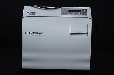 Midmark M11 Ultraclave New-Style Dental Autoclave Sterilizer for Instruments