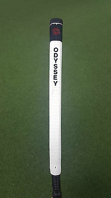 'NEW' Odyssey Pistol Putter Grip - Black/White - Free Delivery