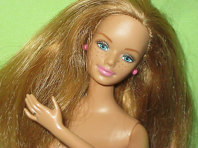 MATTEL Barbie 2002 HAPPY FAMILY Mom MIDGE Red Hair Jointed Arms NUDE DOLL