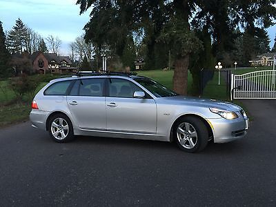 2008 BMW 5-Series 535XI Sport Touring 2008 BMW 535xi Touring Sport