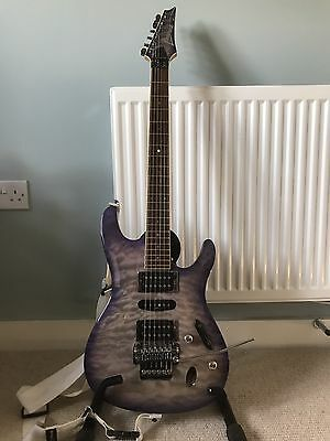 Ibanez S470DX Quilted Electric Guitar