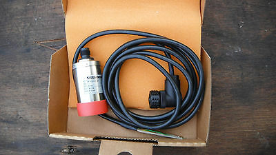 PTE2100G4A Pressure Sensor 0 TO 100 PSI New In Original Box 4 to 20mA 12 to 36V