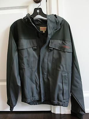 Redington Waterproof  Wading Jacket - Dark Green - M
