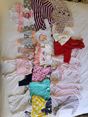 0000 Baby Girls Clothes