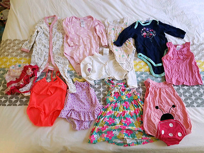 Size 0 Baby Girl Clothes