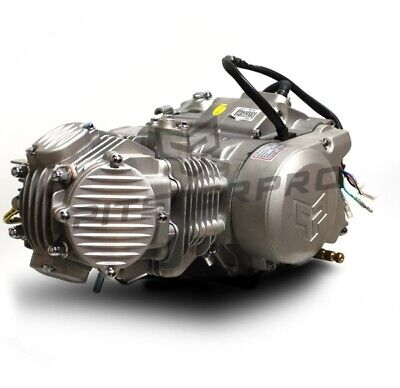NEW PITSTERPRO z160 HO RACE ENGINE, 6 PLATE HD CLUTCH, ROTOR KIT, LIGHTING