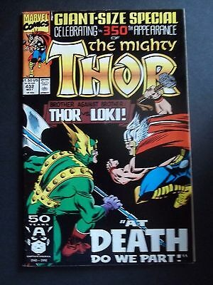The Mighty Thor   # 432     (1991)         Comics