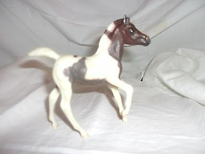 breyer horse classic bay pinto foal