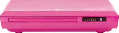Bush Pink DVD Player with Display. From the Official Argos Shop on ebay
