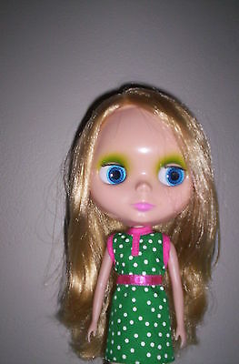 Blythe BL Dottie Dot. Rare. Accessories but no box.