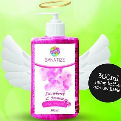 300ml Scented Hand Sanitiser with Moisturizer at wholesale prices
