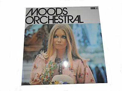 Moods Orchestral - 1973 - UK 12-track Vinyl LP - Perfect Condition