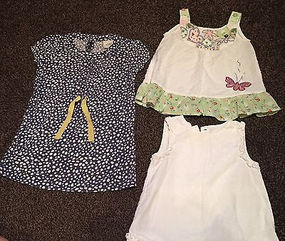 Girls Summer Bundle 18-24 Months ( Mini Boden, Next, Mothercare)