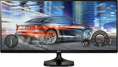 "LG 25UM58-P 25"" 21:9 UltraWide Full HD IPS LED Gaming Monitor"
